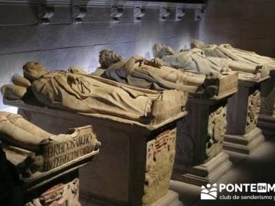 Enología en Rioja - Senderismo Camino de Santiago - Santa María la Real (Najera); senderos asturia